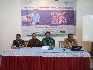 Peternak Pintar Peternak Sejahtera Jawa Tengah dan DIY