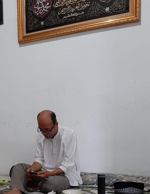 Prof Nahrowi
